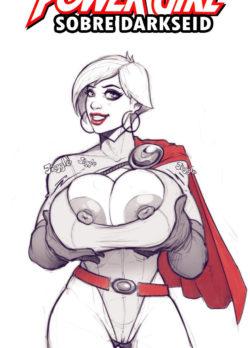Power Girl On Darkseid – DevilHS