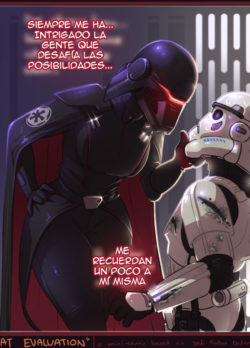 Combat Evaluation – Star Wars