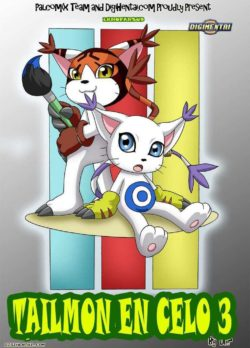 Gatomon en Celo 3 – Digimon