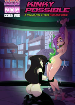 Kinky Possible A Villans Remastered – TeaseComix