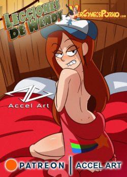 Lecciones de Wendy – Gravity Falls