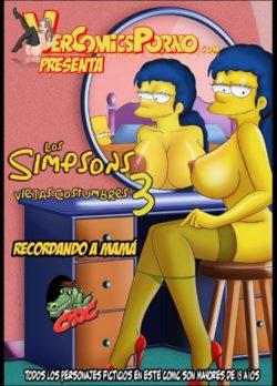 Viejas Costumbres 3 – Los Simpsons