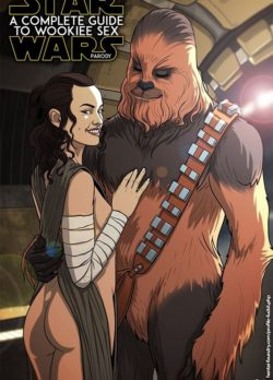A Complete Guide to Wookie Sex 1 – Star Wars