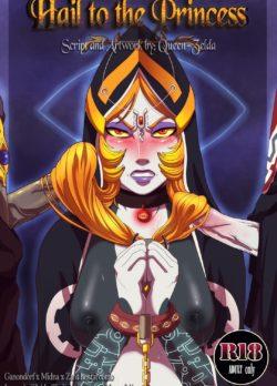 Hail to the Princess – Queen Zelda
