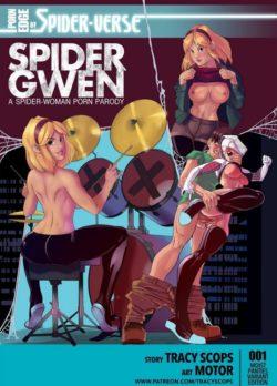 Spider Gwen – Tracy Scops