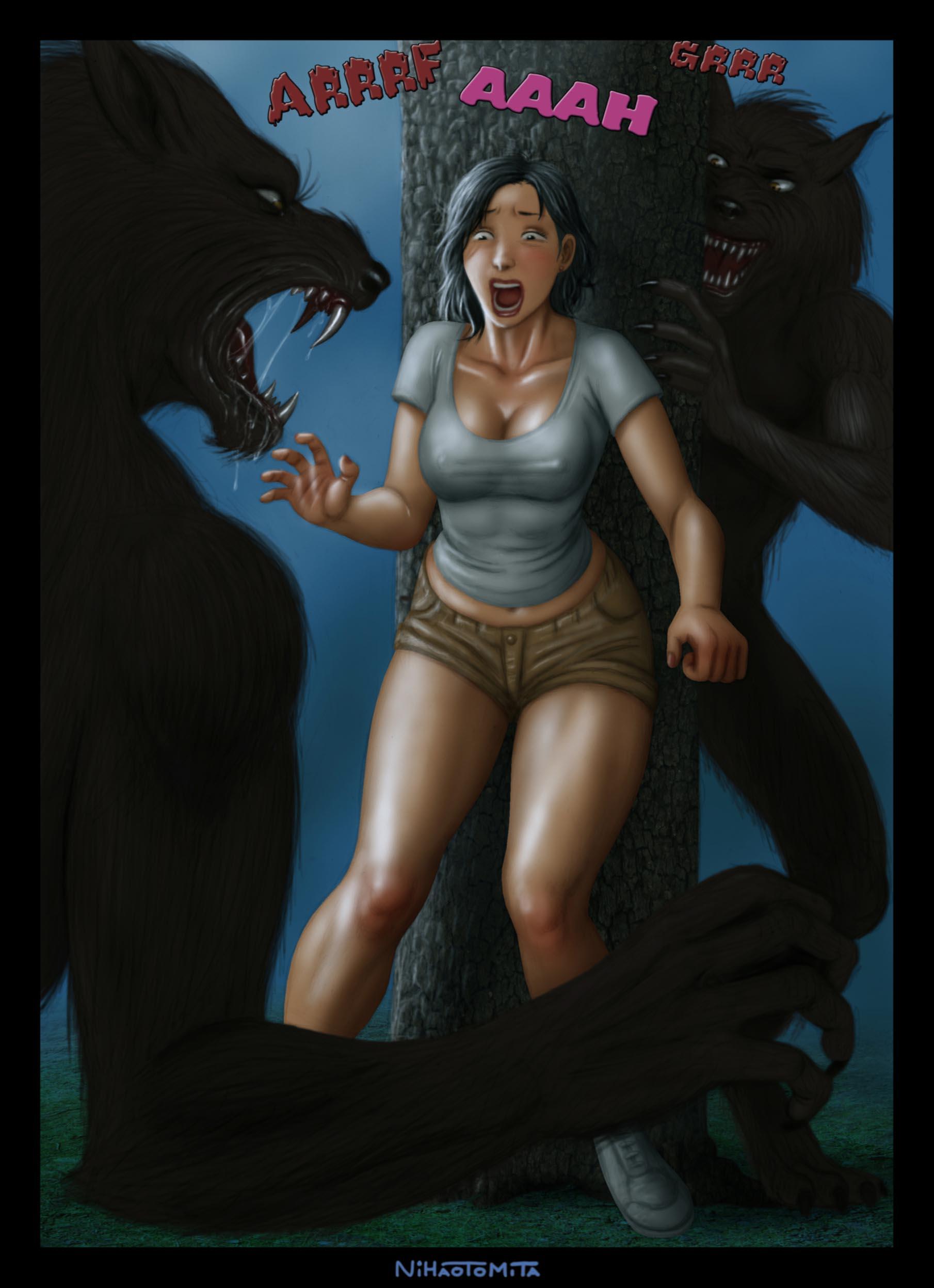 Wolf Porno