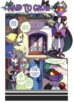 Maid to Grow – Pawmasher